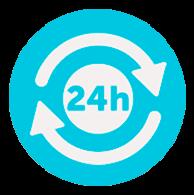 Servei REAL 24h